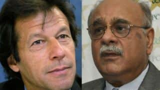 Najam Sethi quits as PCB chairman