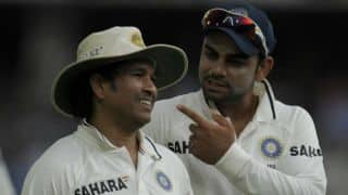 Virat Kohli's current Test record better than Sachin Tendulkar, feels Sourav Ganguly