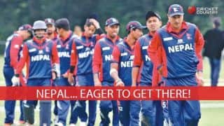 Nepal: Young intern working hard to script permanent status in cricket
