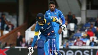 India vs Sri Lanka, 1st ODI: Indian win the toss; elected to field first