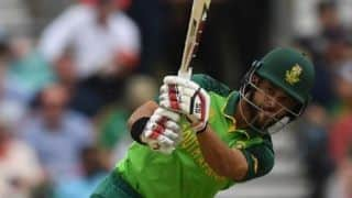Cricket World Cup 2019 - India have a lot of match winners, they're a big threat: JP Duminy
