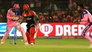 विराट कोहली इंडियन टी20 लीग में बतौर कप्तान अपने 100वें मैच को यादगार बनाने से चूके