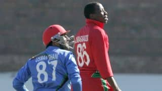 Zimbabwe vs Afghanistan, 2nd ODI at Bulawayo: Visitors consolidate their position
