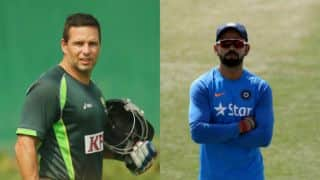 Brad Hodge apologises for his comments over Virat Kohli