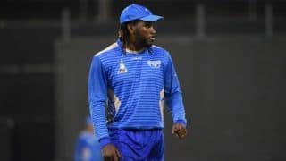 It's good to be part of the APL: Chris Gayle