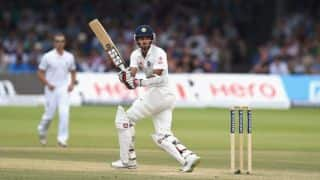 Bhuvneshwar Kumar dismissed; India 79/8 on Day 1 of 5th Test against England at Lord's