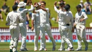 New Zealand vs West Indies, 1st Test: New Zealand won by an innings and 67 runs