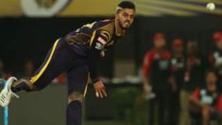 Indian T20 League 2018, Match 3: Virat Kohli, AB de Villiers, Brendon McCullum propel Bangalore to 176 for 7 vs Kolkata