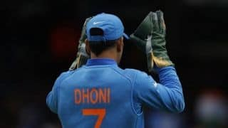 I don't see MS Dhoni playing the next World Cup: Gautam Gambhir