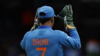 I don't see MS Dhoni playing the next World Cup: Gautam Gambhir