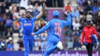 Virat Kohli's go-to man – Jasprit Bumrah