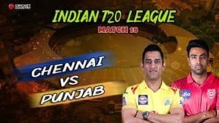 Match highlights: IPL 2019, Chennai Super Kings vs Kings XI Punjab, full score and results: CSK win by 22 runs and go top of the table
