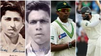 Non-Muslim cricketers to have played for Pakistan