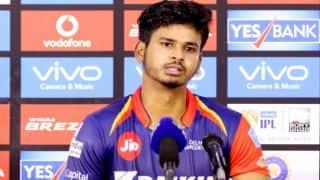 IPL 2017: Shreyas Iyer feels Delhi Daredevils (DD) could have restricted Sunrisers Hyderabad (SRH) to 180