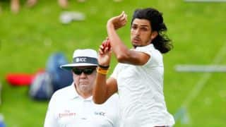 Ishant Sharma's devastating spell puts India in control