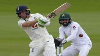 Live Cricket Score and Updates, ENG vs PAK 1st Test, Day 4, Manchester: Jos Buttler, Chris Woakes Hit 50s, ENG Need 64