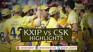 Kings XI Punjab vs Chennai Super Kings, IPL 2015 Match 53 at Mohali Highlights: Pawan Negi's spell, Faf du Plessis' 55 and more
