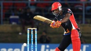 Charles powers SLZ to 9-wicket win over GAW in CPL 2016