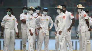 IND vs SL, Delhi Test under threat due to pollution