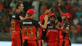 IPL 2017: RCB yet to come up with a 'Royal' performance