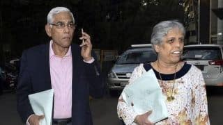 BCCI elections rescheduled, to be held on October 23 instead of October 22: CoA chief Vinod Rai