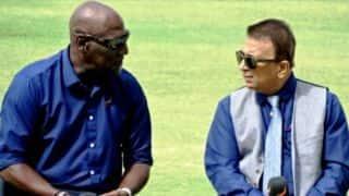 वेस्टइंडीज दौर पर कमेंट्री करते नजर आएंगे रिचर्डस और गावस्कर
