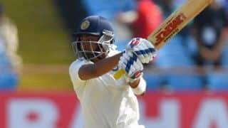India vs West Indies, 1st Test: Prithvi Shaw's record debut fifty leads India's dominance