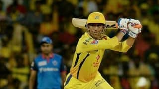 Dhoni's presence at the crease creates pressure for other teams: Raina