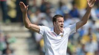 Morne Morkel setting up Virat Kohli a treat for the purists during India vs South Africa 2015 3rd Test at Nagpur, Day 1