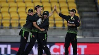New Zealand vs Australia: Aaron Finch Stars as AUS Beat NZ by 50 Runs in 4th T20I | SEE PICS
