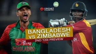 Bangladesh vs Zimbabwe 2015, 2nd T20I at Dhaka Preview: Dominant hosts look to ravage struggling visitors