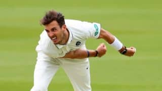 Adam Voges backs Steven Finn for England's Ashes squad