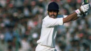 Dilip Vengsarkar scores 166 on beast of an under-prepared wicket; livid at presentation ceremony