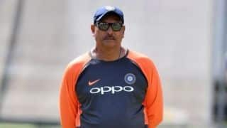 India coaching staff to get 45-day extension post ICC World Cup 2019