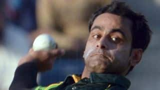 Mohammad Hafeez: Confident of clearing bowling action test