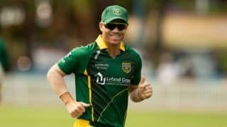 David Warner set to return after elbow surgery