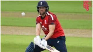 ENG vs PAK  2nd T20: मोर्गन और मलान की शतकीय साझेदारी से इंग्लैंड ने पाक को 5 विकेट से हराया