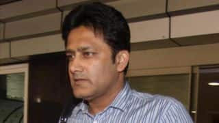 Anil Kumble re-elected as ICC cricket committee Chairman for 3 more years