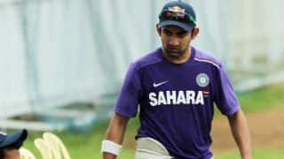 Gautam Gambhir-led Delhi team refuse to shake hands with victorious Services players