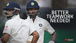 India's batsmen show positive signs, but need to learn how to fire collectively