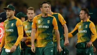 West Indies vs South Africa, T20 World Cup 2016: Proteas york themselves to elimination