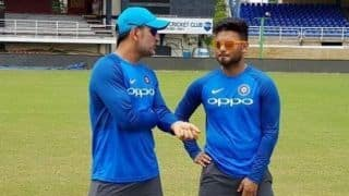 Shouldn't put Rishabh Pant under pressure by comparing him with MS Dhoni: Kapil Dev