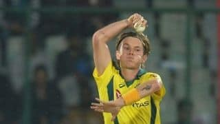 Adam Zampa: I am happy with my performance in ODI series against India