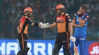 दिल्ली के खिलाफ मैच में टॉस जीतना साबित हुआ अहम: जोनी बेयरस्टो