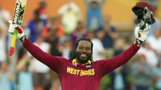 Chris Gayle sets BPL 2015 on fire with bat as West Indies struggle Down Under