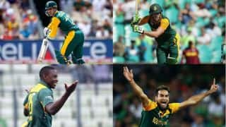 De Kock, du Plessis, Rabada, Tahir in contention for CSA Cricketer of the Year Award