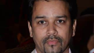 Anurag Thakur: BCCI awaiting Indian governemnt's go ahead for India-Pakistan series