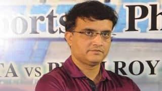 Ganguly speaks on Kohli's performance