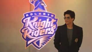 Shahrukh Khan revels in Kolkata Knight Riders' (KKR) CLT20 2014 win over Chennai Super Kings (CSK)