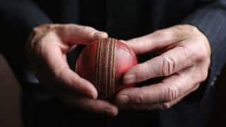 Australian umpire stable after being hit on head during Ranji Trophy 2015-16 tie between Tamil Nadu and Punjab